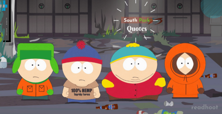 south park quotes sayings