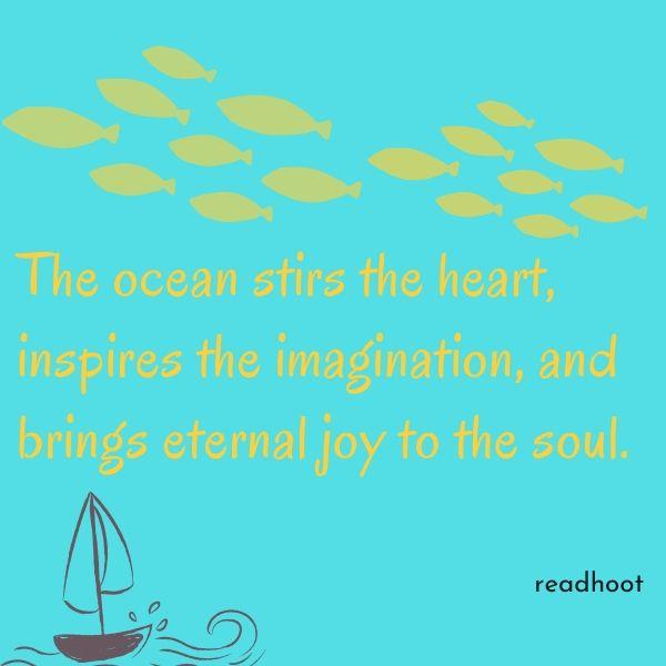 Ocean Quotes