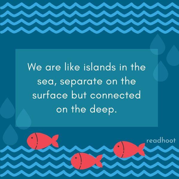Ocean love Quotes