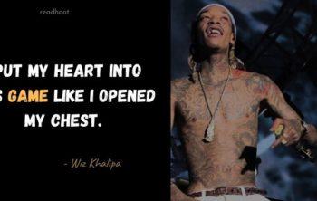 Wiz khalipa quotes and lyrics