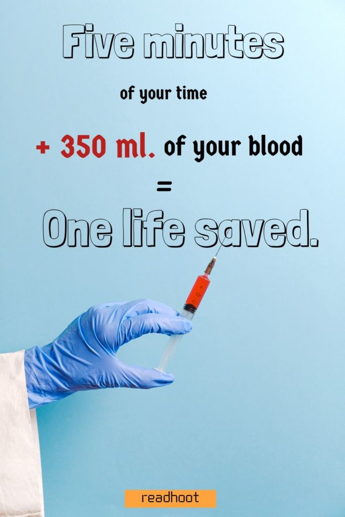 blood donation Posters