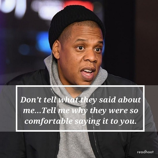 jay z quotes on success