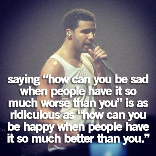 Drake quotes on life