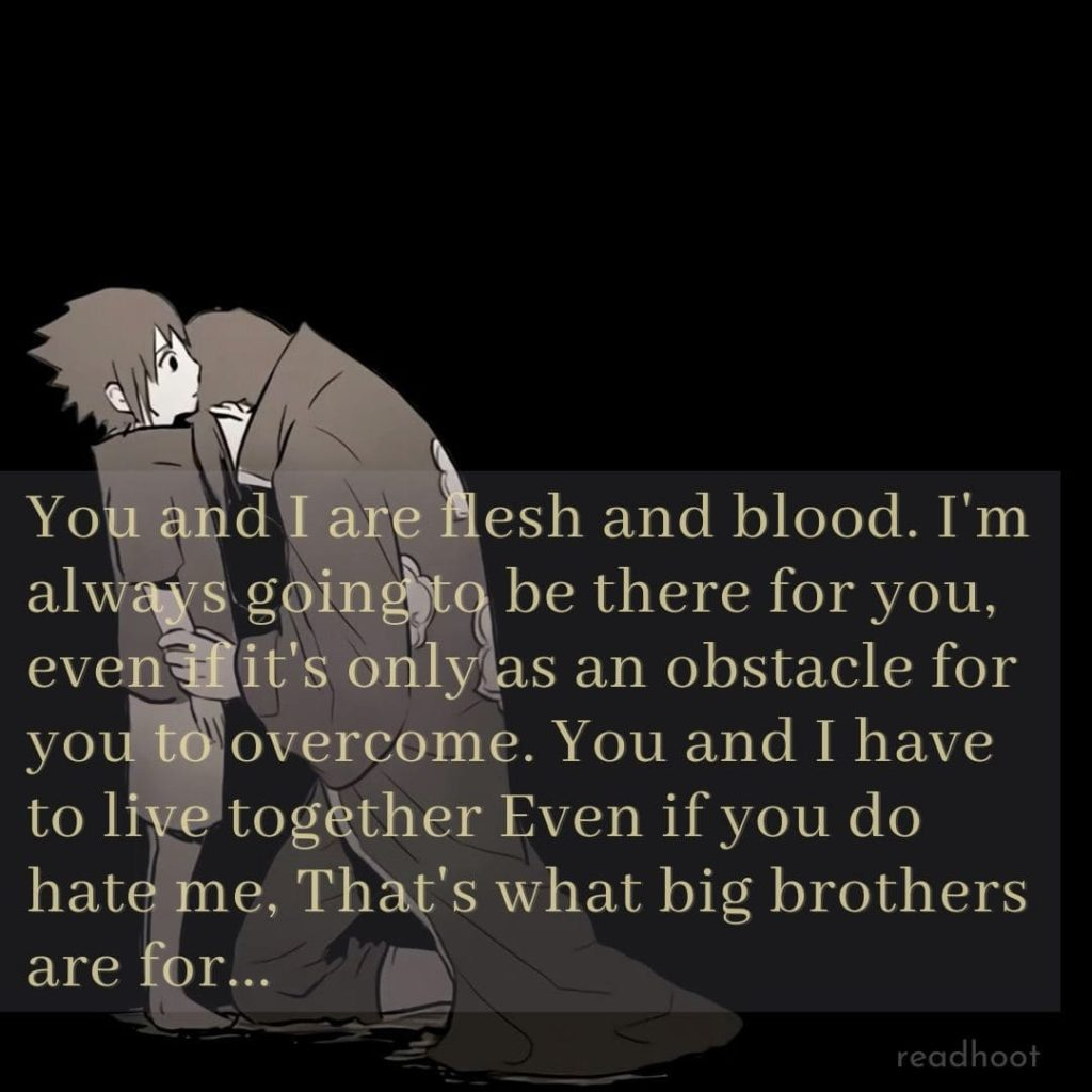Itachi Uchiha Quotes