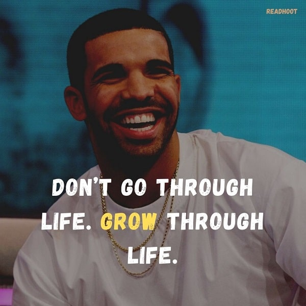 drake quotes on success and motivation